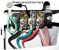 wire a dryer outlet readingrat net 4 Wire Dryer Cord electric stove switch wiring diagram images, wiring diagram