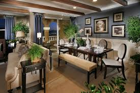 ... Large Open Living Room Decorating Ideas Inspiration A Brand New Hue  Myhomeideasom Blue Dining Room Roomjpg ...