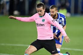 Barcelona vs deportivo alaves 1st half. Barcelona Angry And Upset At Alaves Draw Says Antoine Griezmann Barca Blaugranes