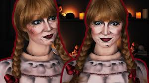 annabelle makeup tutorial everything is makeup