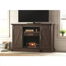 home decorators collection chestnut hill 56 in tv stand electric fireplace with sliding barn door corner tv stand fireplace costco chic home decorators