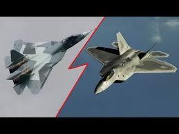 Раптом: російський льотчик полює на амеріканський
