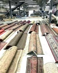 rugs area rug cleaning shifts the retail paradigm with permanent automated facility processes in hagopian carpet