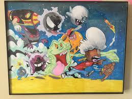 starving artists dragon ball z looney tunes pokemon