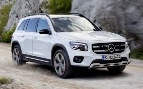 The passenger compartment of the glb remained stable in the frontal offset test. 2019 Mercedes Benz Glb Class Edition 1 Wallpapers And Hd Images Car Pixel