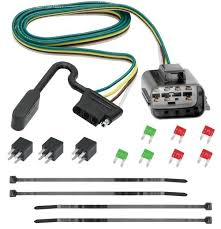 tow ready replacement way flat wiring harness for enclave tow ready 118270 replacement 4 way flat wiring harness for enclave traverse 16118126051