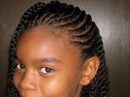African American Haircut Ideas; Cute Braids Hairstyles for Black ...