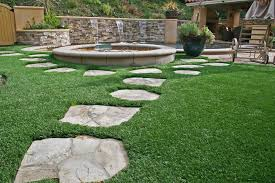 artificial turf yard. Modren Yard The Pros And Cons Of Artificial Grass For Home Lawns Throughout Turf Yard