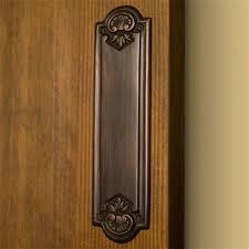push door handles. Colonial Brass Push Plate Oil Rubbed Bronze Hardware Within Sizing 1500 X Door Handles