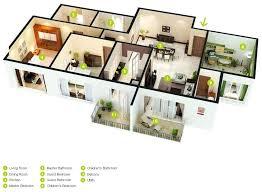 floor plan 3 bedroom house bed plans indian model full size