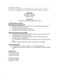 Recovery Nurse Sample Resume Nursing Resume Example Nurse Sample Canada Res Sevte 23
