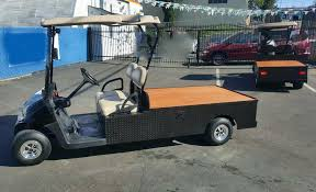 flatbed utility cart. Brilliant Utility Custom Shuttle 2 Flatbed Heavy Duty Electric Utility Carts With Regard To  Cart Remodel Taylor Dunn S