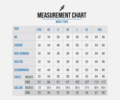 Nike Tee Size Chart Nike T Shirt Size Chart India Coolmine Community School