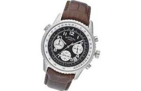 men s rotary watches mens rotary watch leather strap