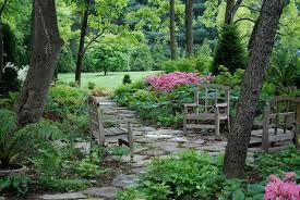 large shade garden ideas