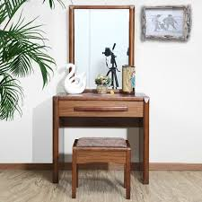 simple furniture small. Good Comrade Small Apartment Bedroom Dresser Dressing Table Minimalist Simple Wood Furniture With Mirror N