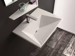 ultra modern sink crystal by olympia