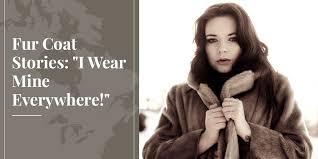 fur coat stories