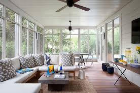 screened porch furniture. Screened Porch Furniture Traditional With Accent Pillows Beverage Table. Image By: Tim Cuppett Architects R