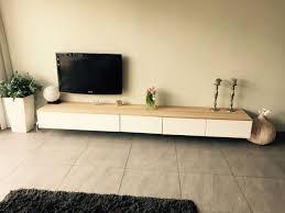 Houten Tv Meubel Lovely Tv Meubel Ikea Met Eiken Houten Plank