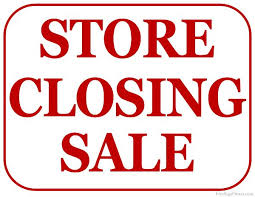 furniture sale sign. Printable Store Closing Sale Sign Clearance Signs Items Furniture