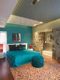 Modern Turquoise Bedroom Design Turquoise Bedroom Design By Moriq Interiors Bedroom