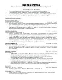 Finance Manager Resume – Resume Web