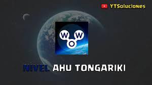 Kumpulan kunci jawaban game wow ahu tongaraki. Words Of Wonders Soluciones Chile Ahu Tongariki Youtube
