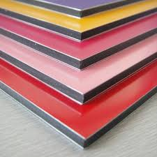 fire rated aluminum composite material