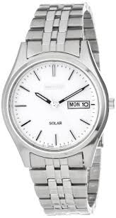 top 10 classic watches for professional men bellatory seiko men s sne031 stainless steel solar powered watch