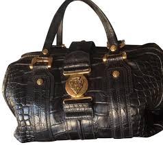 gucci satchel in black image 0