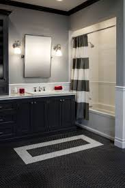 Full Size of Bathroom:attractive Awesome Black White Bathrooms Grey  Bathrooms Large Size of Bathroom:attractive Awesome Black White Bathrooms  Grey Bathrooms ...