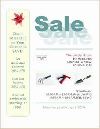 Sale Flyer Templates Free Elegant Store Sale Flyer Template