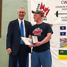 Hall of Fame – Canadian Masters Weightlifting Federation