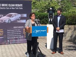 NYSERDA Launches Electric Vehicle Ride And Drive In Utica