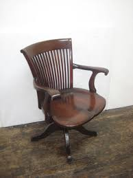 victorian office chair. Victorian Mahogany Office/desk Chair Office T