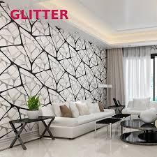 Mica Interior Design Delectable Modern Black And White Striped Wallpaper Live Commerce White Mica