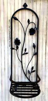 wrought iron art decor decor art from