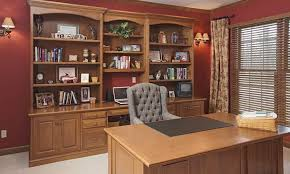 home office cabinets. Custom Home Office Cabinets