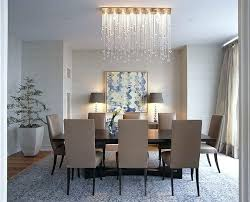 chandelier over dining table kitchen table chandeliers