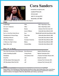 ... Actor Resume 2 Actor Template Gives You More Options On How To Write  Your Rightly And ...
