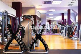 canons leisure centre gym gym
