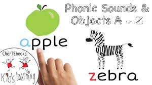 Try free online learning games for kids that focus on alphabet learning! Phonic Alphabet A To Z Teach Letter Sounds With Objects Montessori Inspired Activity Youtube
