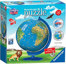 5 to 7 Years - 3-D Puzzles / Puzzles: Toys & Games - Amazon.com