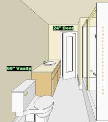 Bathroom Layout Plans Free 6x8 bathroom layout projects idea 17 free small bath  plans with