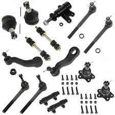 steering & suspension kit 1asfk01252 at 1a auto com 2003 Town Car Steering Linkage Diagram 1993 00 cadillac chevy gmc pickup suv 2wd 15 piece front suspension kit