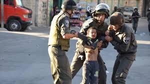 Resultado de imagen para imagen de terrorismo israeli con los niños
