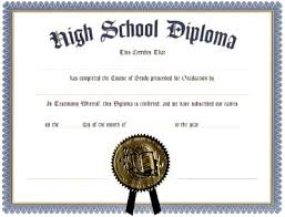 High School Deploma Earning A High School Diploma Equals More Money And A Better Future