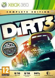 Dirt 3 Complete Edition RGH Xbox 360 Español Mega