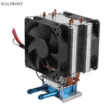 2019 peltier cooler 12v thermoelectric peltier refrigeration diy water cooling system cooler device with fan from newcute 60 68 dhgate com